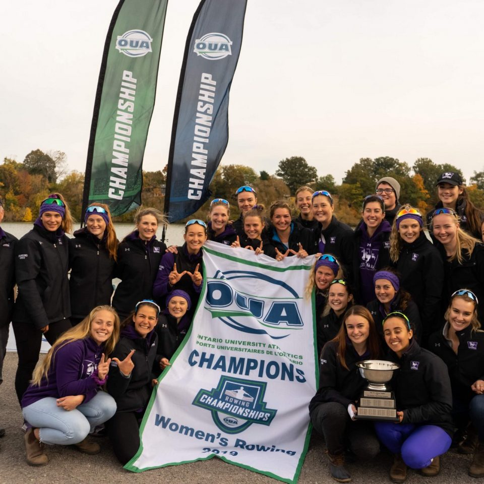 2019 OUA Rowing Championships