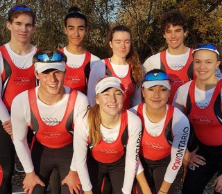High Performance Success for Ontario Rowers