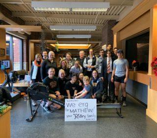Weekend Wrap: Ridley College Hosts 24 Hour Relay for Mathew Szymanowski