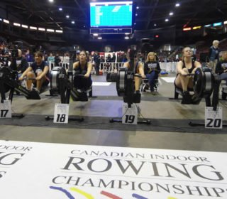 Weekend Preview: Mississauga Hosts Canadian Indoor Rowing Championships