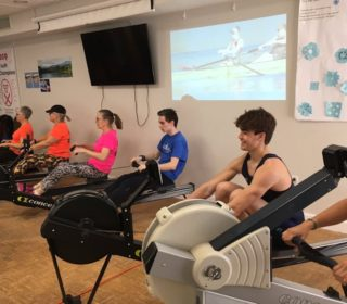 Weekend Wrap: Indoor Rowing Day Ergs Across Nation as Rowers Make it Coast-to-Coast
