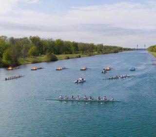 Updates to Row Ontario Spring Regatta Schedule