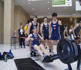Varsity Blues and St. Mary CSS Big Winners at McMaster 2×4 Challenge