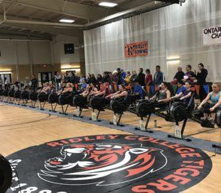 Weekend Wrap: Ontario Ergometer Championships Storm Ridley College