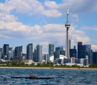 Krahulec Completes Solo Crossing of Lake Ontario