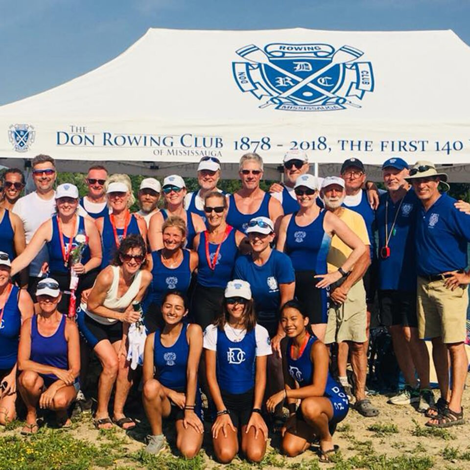 Getting to Know the Don Rowing Club