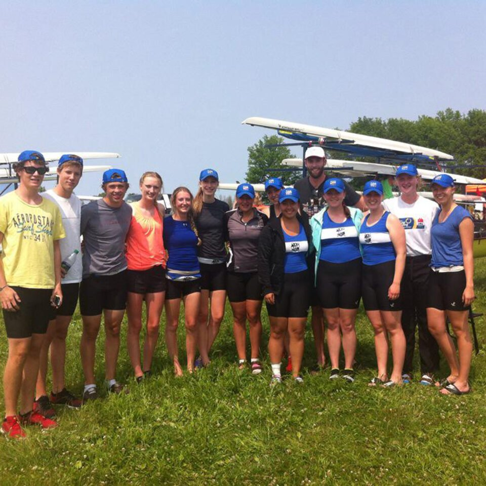 Getting to Know the Brockville Rowing Club
