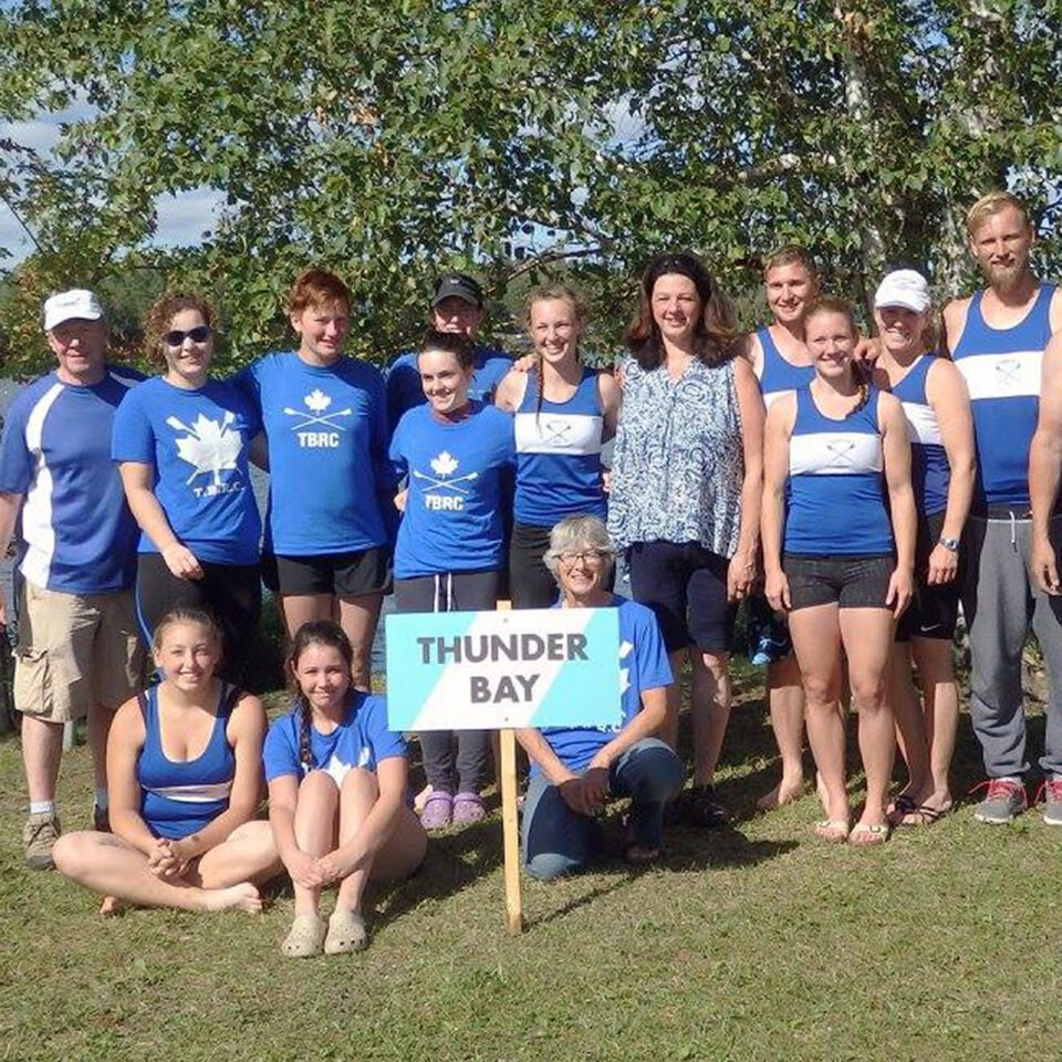 Getting to Know the Thunder Bay Rowing Club