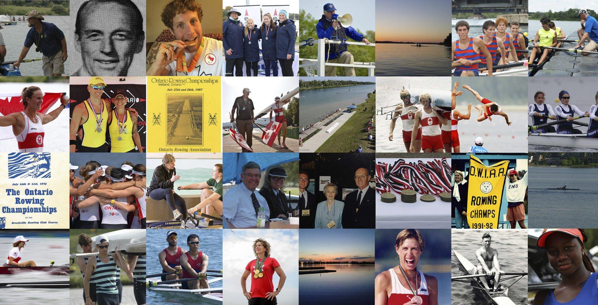 Row Ontario's 50th Anniversary