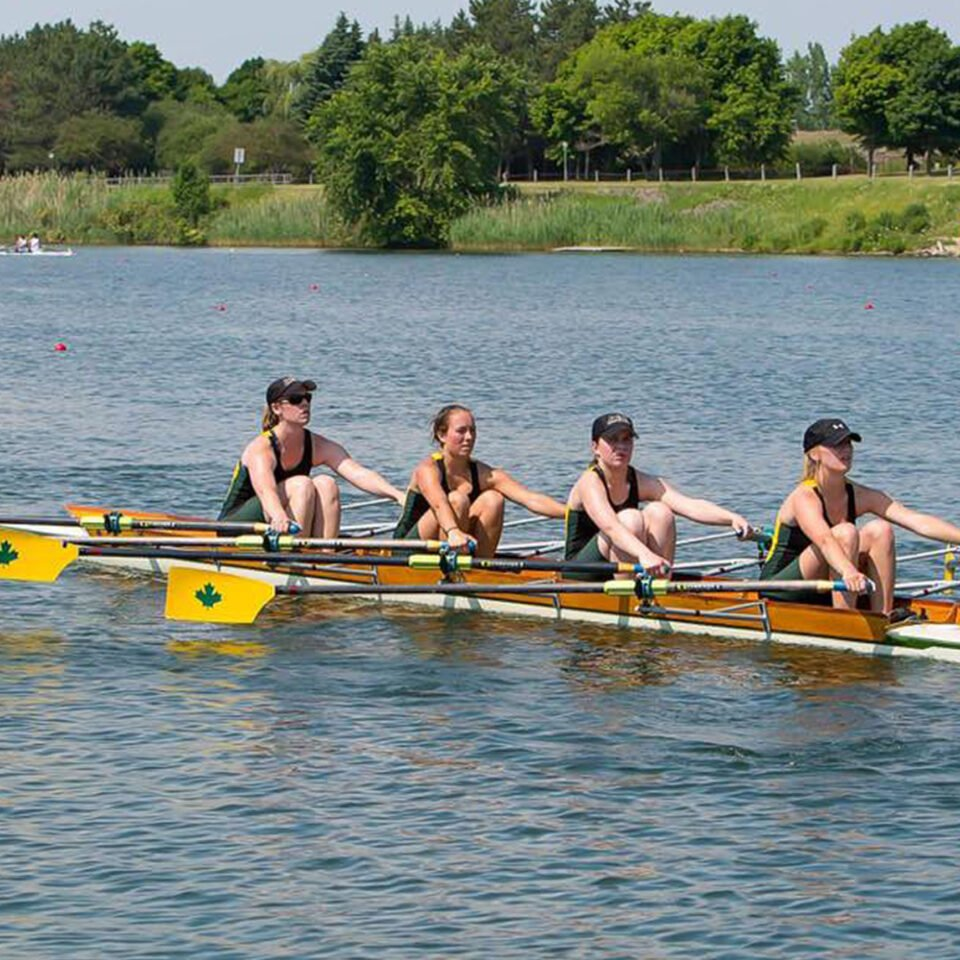 Getting to Know the Durham Rowing Club