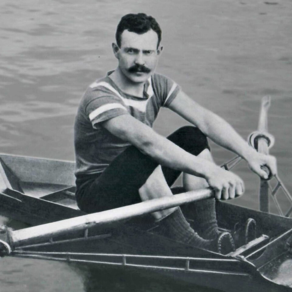 Rowing Legend Hanlan Inducted into Row Ontario Hall of Fame
