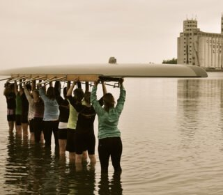 Getting to Know the Collingwood Rowing Club